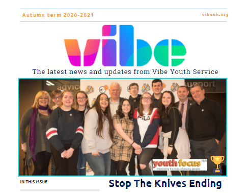Vibe Schools Newsletter Image